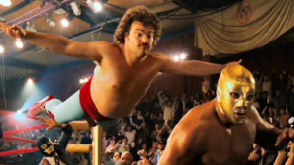 Image result for silver king nacho libre