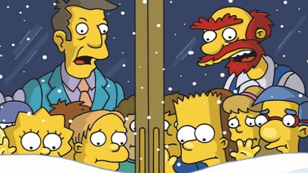 Simpsons Christmas Episodes.The Simpsons All 13 Christmas Episodes Ranked