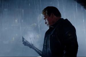 Terminator Genisys Rain