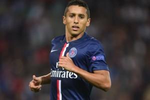 Paris St-Germain's Marquinhos