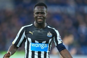 Cheik Ismael Tiote, Newcastle United.