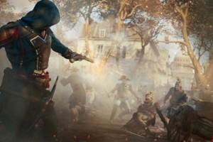 Assassins Creed Unity Gunshot