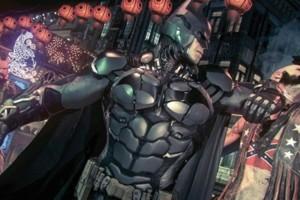 Batman Arkham Knight Elbow