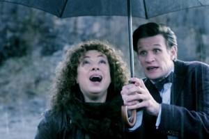 Doctor Who Matt Smith River Rain