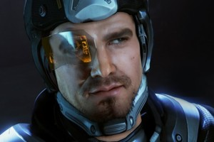 Mass Effect 4 hero