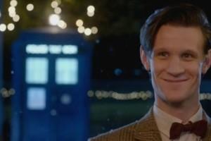The Doctor Widow Wardrobe Smiling