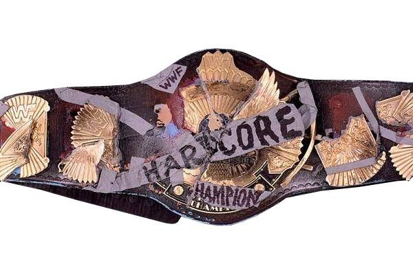 Wwf Hardcore Title 66