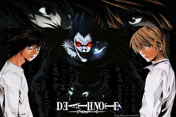 8. Death Note