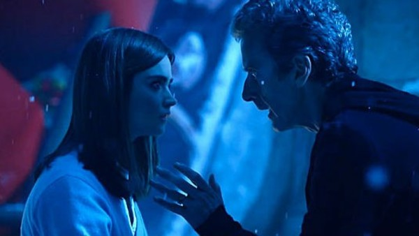 Doctor Who Last Christmas.Doctor Who 6 Ways Last Christmas Showed Clara S Perfect