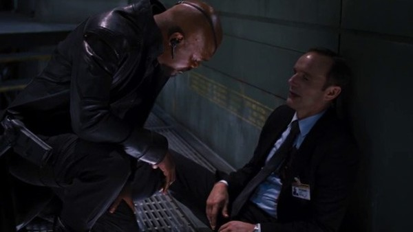 Nick Fury Phil Coulson Death