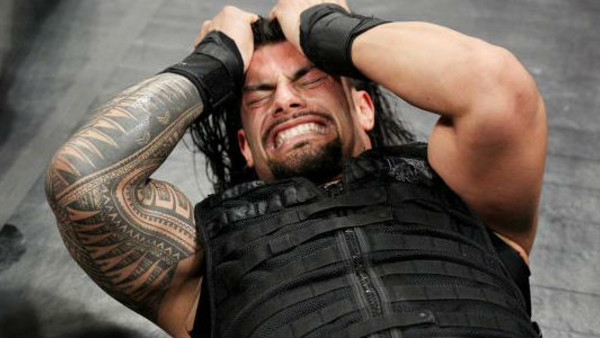 Roman Reigns Royal Rumble Runner Up