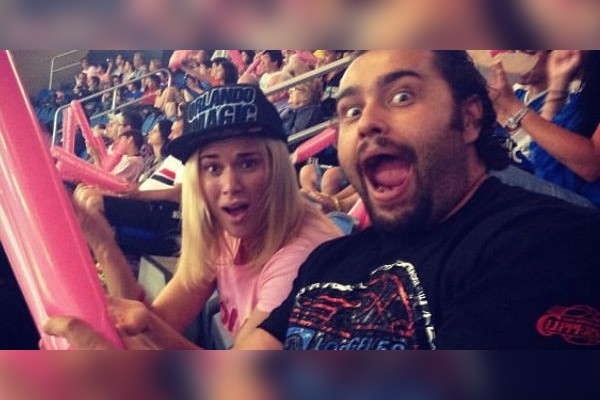 39 Real-Life Wrestling Couples In Pictures | WrestleTalk