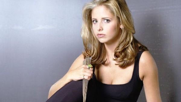 Sarah Michelle Gellar Buffy Promo