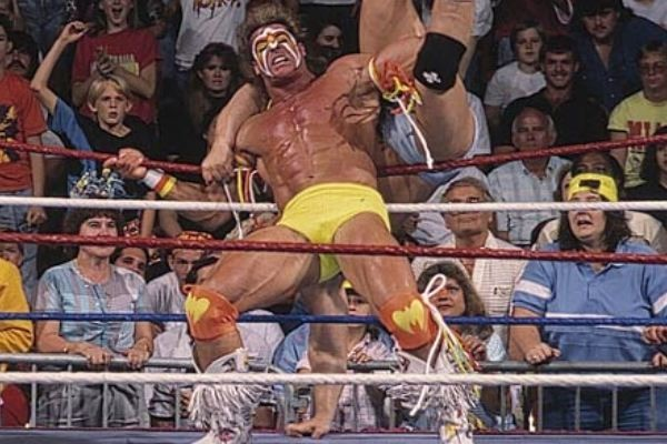 Ultimate Warrior Royal Rumble 1990