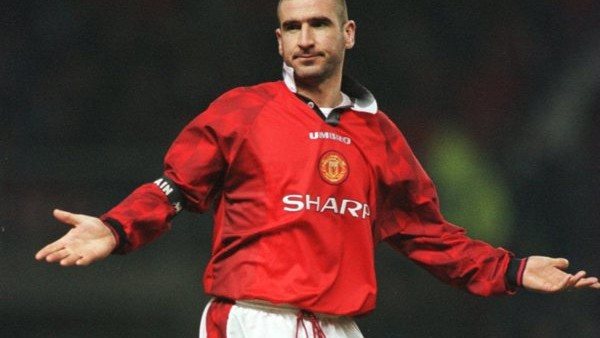 Image result for Éric Daniel Pierre Cantona