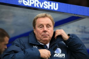 File photo dated 04-01-2015 of Queens Park Rangers manager Harry Redknapp before the FA Cup, Third Round match at Loftus Road, London.