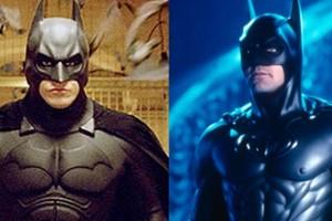 Batman Begins Batman And Robin