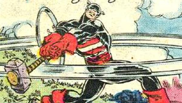 Captain America Mjolnir How