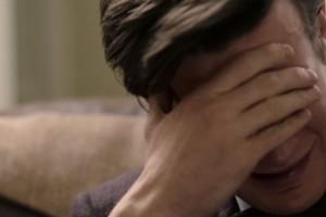 Doctor Who Matt Smith Crying Series 7