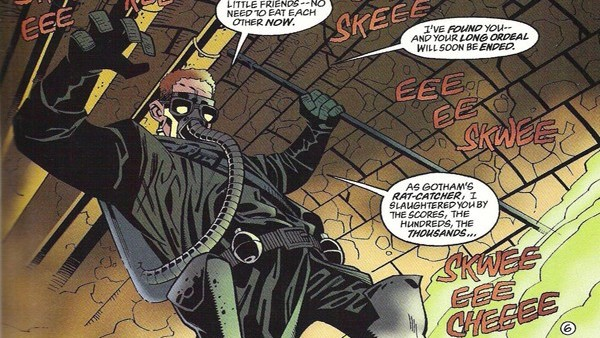 Image result for ratcatcher dc comics