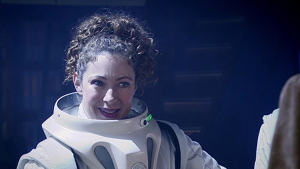 Doctor Who Alex Kingston The Husbands Of River Song