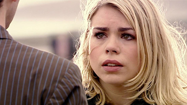 Rose Tyler Doomsday beach Doctor Who