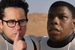 Star Wars The Force Awakens John Boyega Jj Abrams