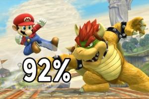 Super Smas Bros Rating