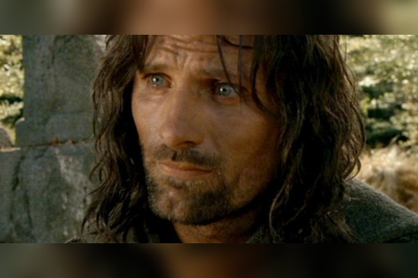 Viggo Mortensen Read Lord Of The Rings