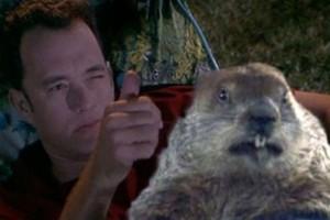 Tom Hanks Groundhog