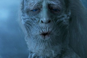 White Walker Kiss
