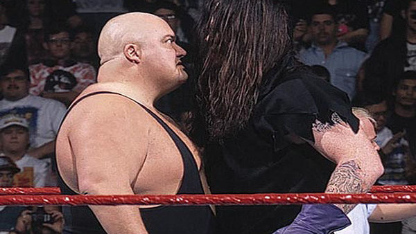 The Undertaker King Kong Bundy