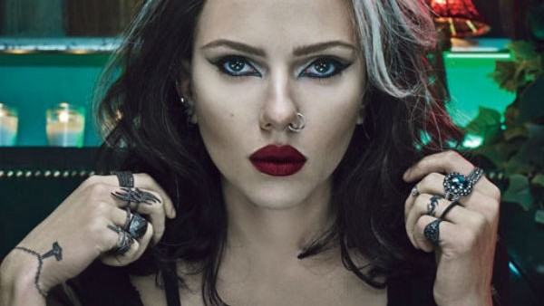 Scarlett Johansson Girl With The Dragon Tattoo