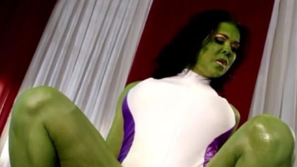 Apologise, but, Hulk porn parody xxx like this
