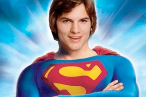 Superman Ashton Kutcher