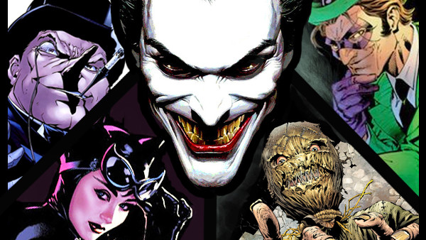 Batman Villains 2
