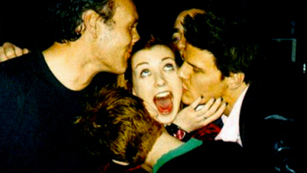 Buffy Kiss
