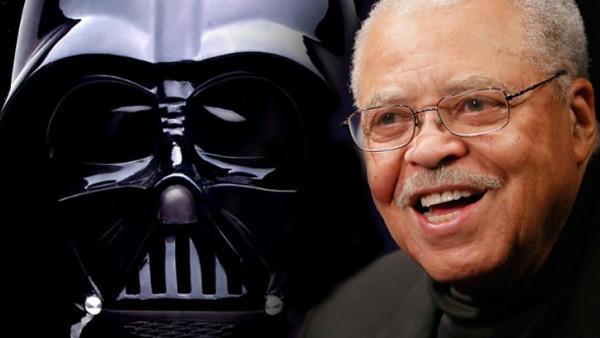 James Earl Jones Darth Vader Star Wars