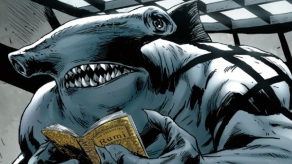 King Shark Suicide Squad DC Comics