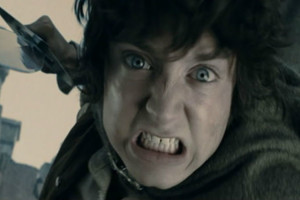Lord Of The Rings Frodo Elijah Wood