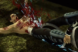 Mortal Kombat Gory Death