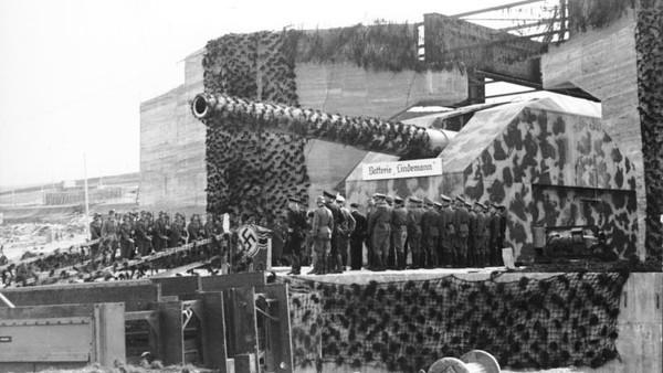 Nazi Supergun