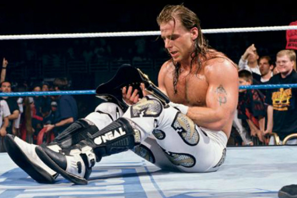 Shawn Michaels Wrestlemania 12