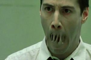The Matrix Neo Mouth