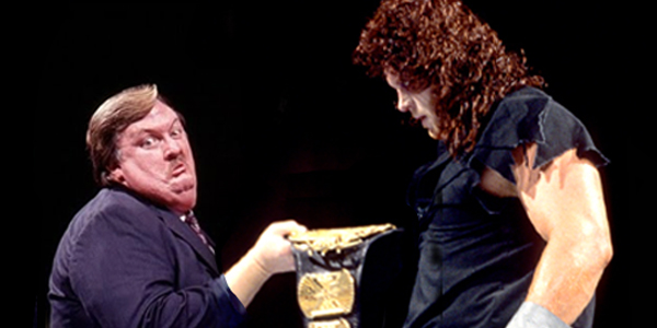 10 Most Successful Wrestling Managers  Statistically Speaking  - Page    Undertaker And Paul Bearer