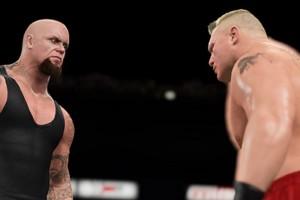 Undertaker Vs Brock Lesnar 2k15