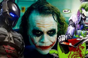 Arkham Knight Joker