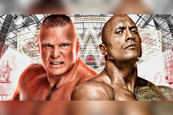 10 Booking Steps For The Rock Vs Brock Lesnar At WrestleMania 32