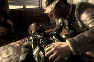 Call Of Duty Soap Death