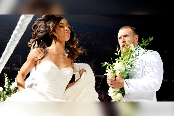 10 Best Daniel Bryan And AJ Lee Moments